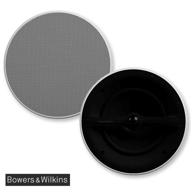 Bowers & Wilkins CCM382 - two way, in-ceiling Marine Outdoor loudspeaker (1 pair / white)