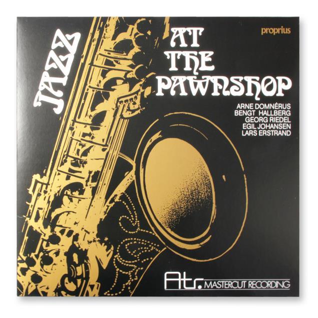 ATR Jazz At The Pawnshop - LP (180 gram vinyl / ATR Mastercut Recording LP / new & sealed / ATR-LP 003)