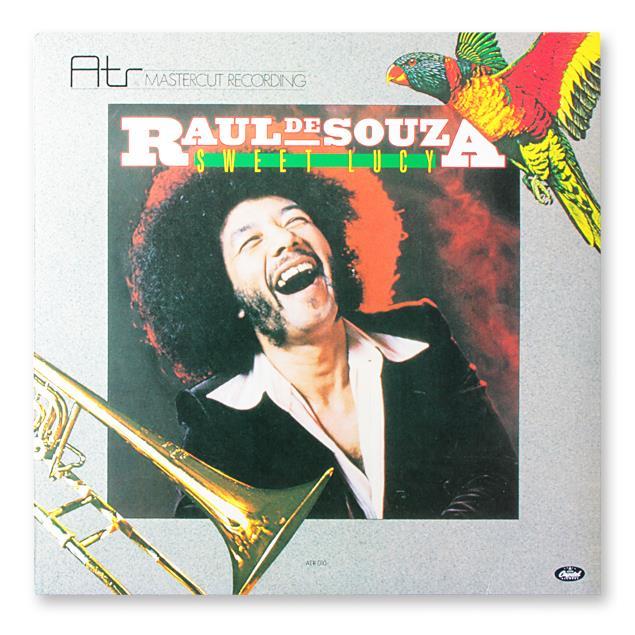 ATR Raul De Souza: Sweet Lucy - LP (180 gram vinyl / ATR Mastercut Recording LP / new & sealed / ATR-LP 010)