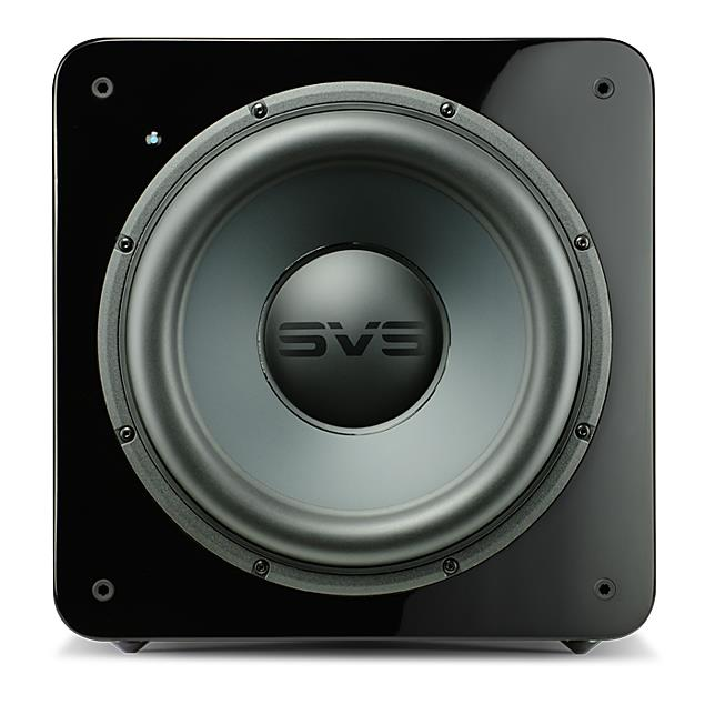 SVS SB-2000 - Active subwoofer (500 Watts RMS continuous power / 1100 Watts maximum peak / piano gloss black)