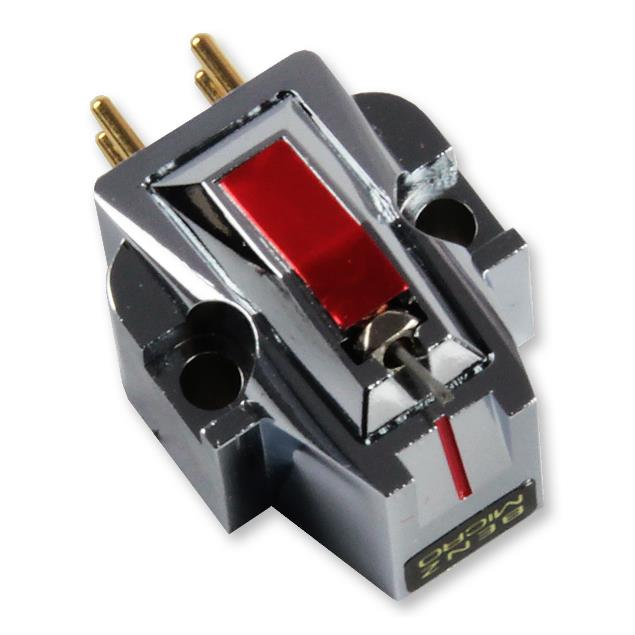 Benz Micro MC Silver - MC cartridge for turntables (silver / Moving Coil)