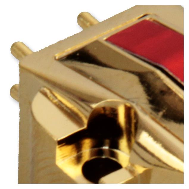 Benz Micro MC Gold - MC cartridge for turntables (gold / Moving Coil)