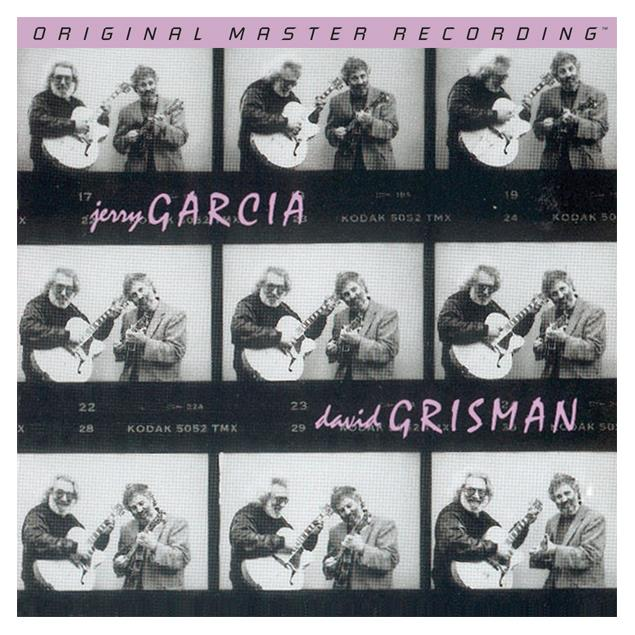 Jerry Garcia & David Grisman: Jerry Garcia / David Grisman - Double-LP (2 x 180 gram vinyl / gatefold LP / Mobile Fidelity Sound Lab / new & sealed / MFSL 2-430)