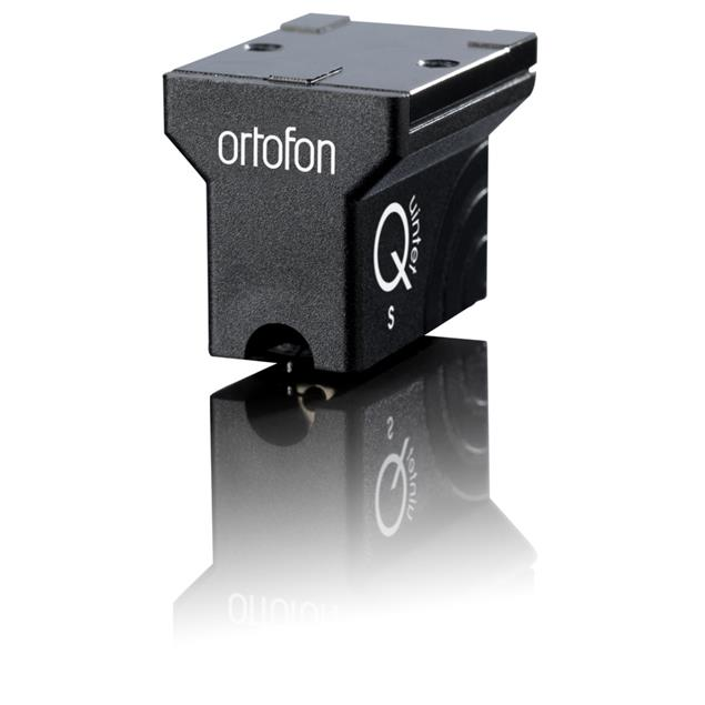 Ortofon MC Quintet Black S - MC cartridge for turntables (black / Low-Output Moving-Coil / for moderate tonearm)