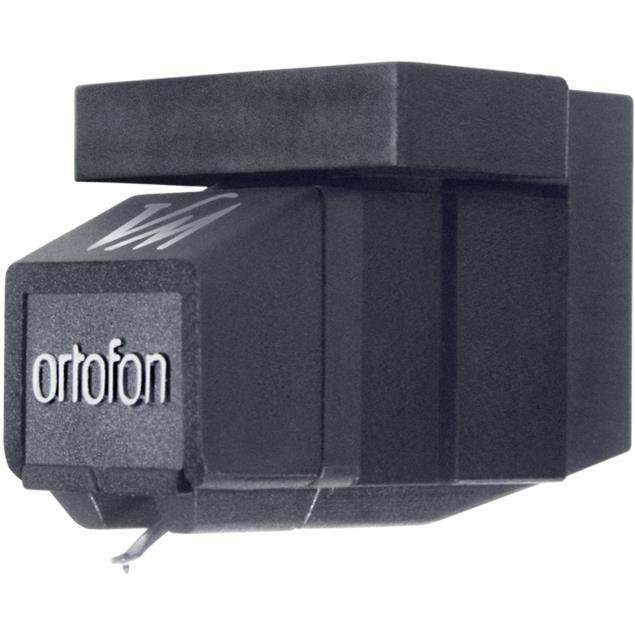 Ortofon VinylMaster Silver - MM cartridge for record players (black / Moving Magnet)