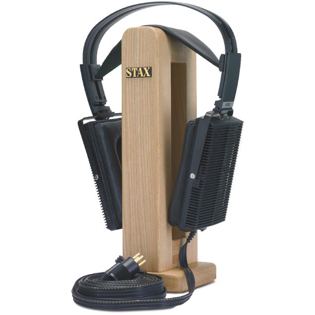 STAX HPS-2 - headphone stand (1 piece / solid wood)