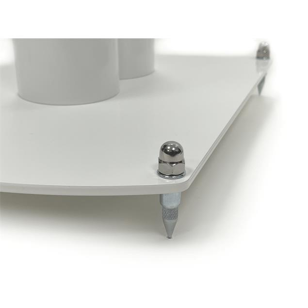 Atacama Nexus 7i - loudspeaker stands (700 mm / black / 1 pair)