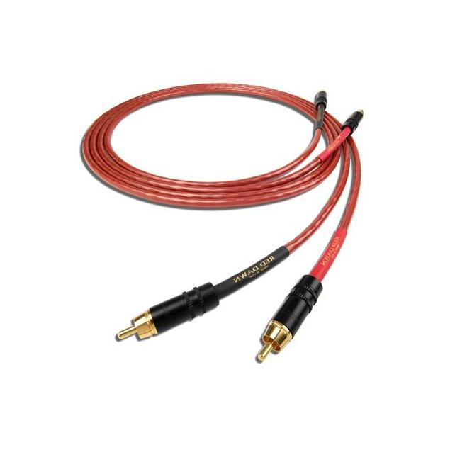 Nordost Red Dawn - RCA audio cable (RCA to RCA / 0.6 m / red)