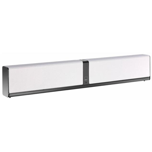 "DALI Kubik One - Soundbar & All-In-One System (Bluetooth / ""ice"" = silver grey)"