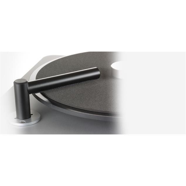 Clearaudio Smart Matrix Professional - record cleaning machine in aluminum silver