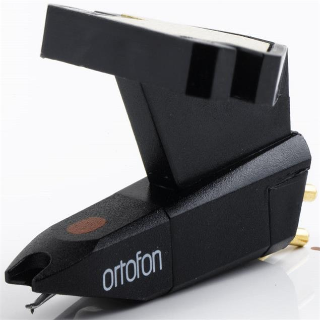 Ortofon Super OM 20 - MM cartridge for turntables (black / Moving Magnet)