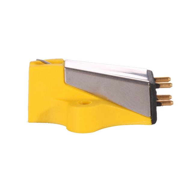 Rega EXACT - MM cartridge system (yellow with silver)