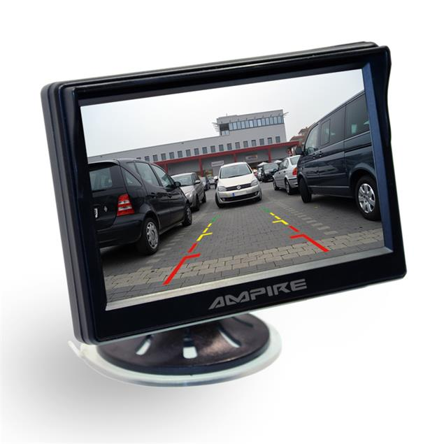 Ampire KCN802 - rear view colour camera (NTSC / incl. 7 m cable)
