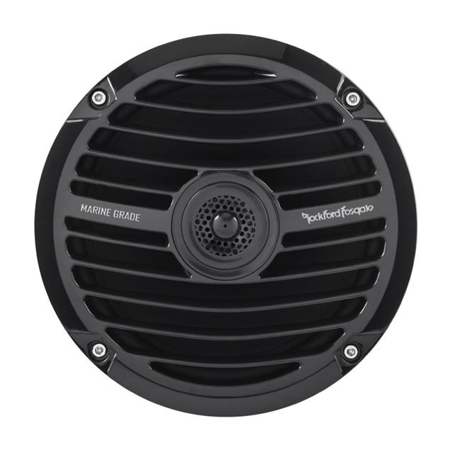 "ROCKFORD FOSGATE RM0652B - Prime Marine Full Range Speakers (50 W RMS / 100 W Max / 16,5 cm / 6.5"" / black)"