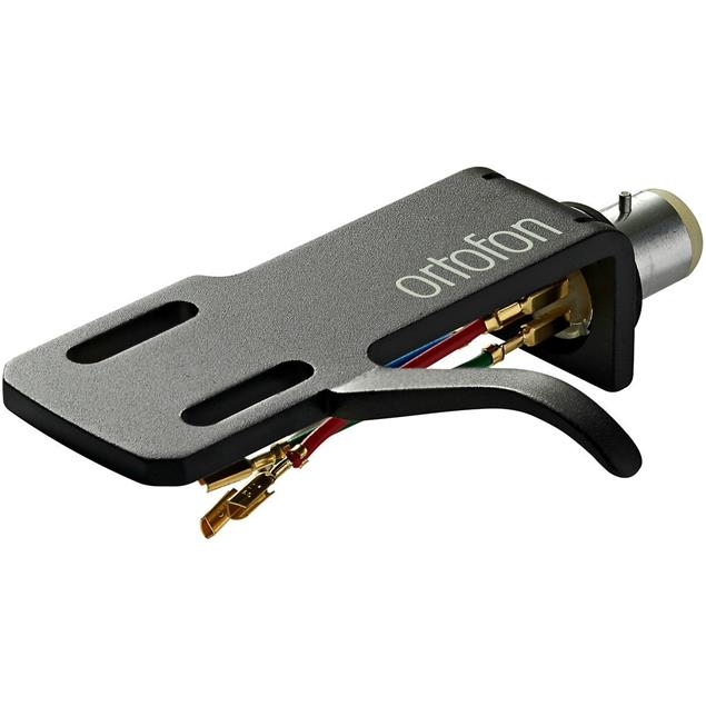 Ortofon SH-4 BK - headshell with SME connection (made from aluminum / 9 g / black)