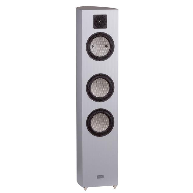 GAUDER AKUSTIK CASSIANO MK II - 3-way floorstanding loudspeaker (white / diamond tweeter / price = PRICE PER UNIT)
