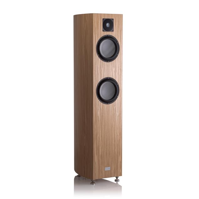 GAUDER AKUSTIK VESCOVA MK II - 2,5-way floorstanding loudspeaker (bassreflex system / 340 W / available in many different finishes / price = PRICE PER UNIT)