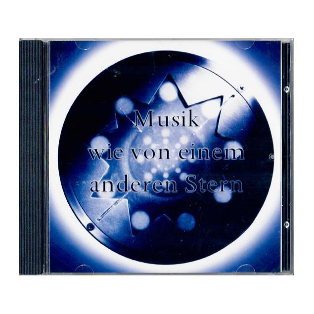 "Manger Audio Reference CD - ""music as from another star"" - demo music CD (15 tracks / audio CD)"