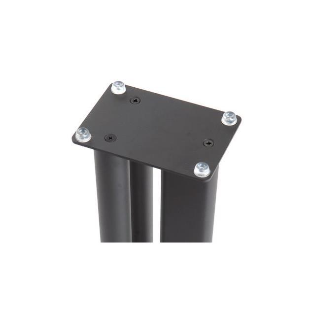 GAUDER AKUSTIK ARCONA 40 - loudspeaker stands / audiophile speaker stands (high-gloss black / 1 pair)