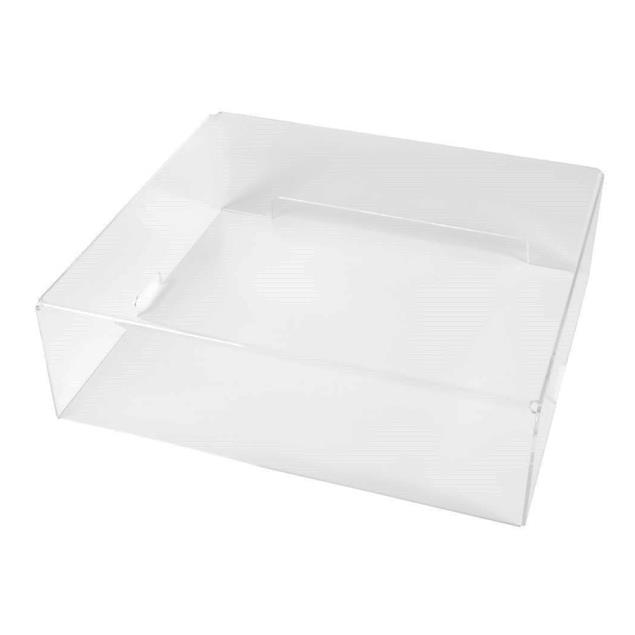 Pro-Ject Cover it Type 10 (1 148 076 003) - dust cover for various Pro-Ject turntables (transparent)