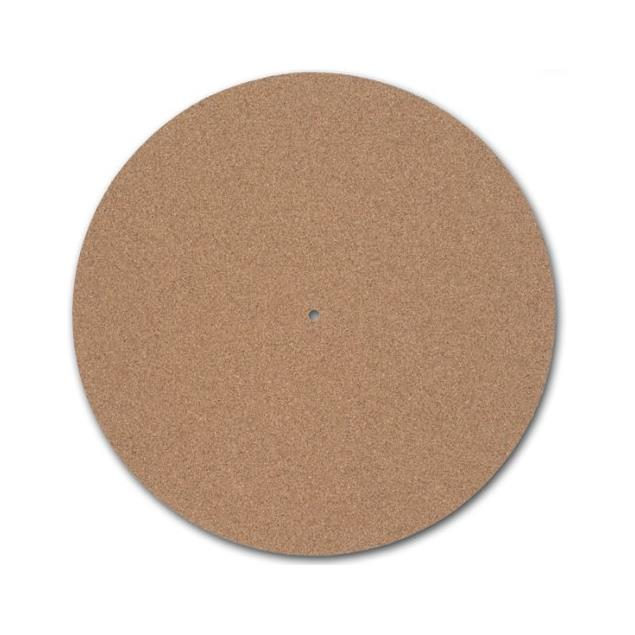 Pro-Ject Cork it - turntable pad (mat made of natural cork / brown)