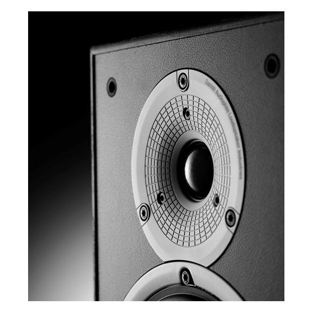 DALI Spektor 6 - 2-Way bass reflex floorstanding loudspeakers (30-150 Watts / black ash / 1 pair)