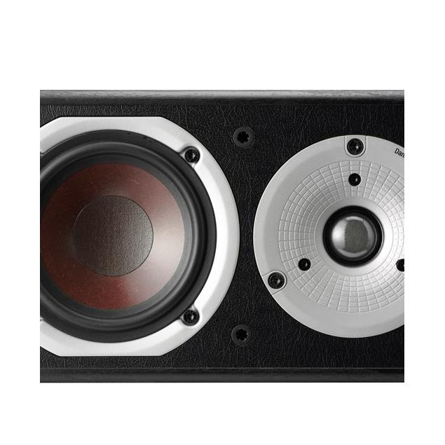 DALI Spektor Vokal - 2-Way bass reflex centerspeaker (40-120 Watts / light walnut)