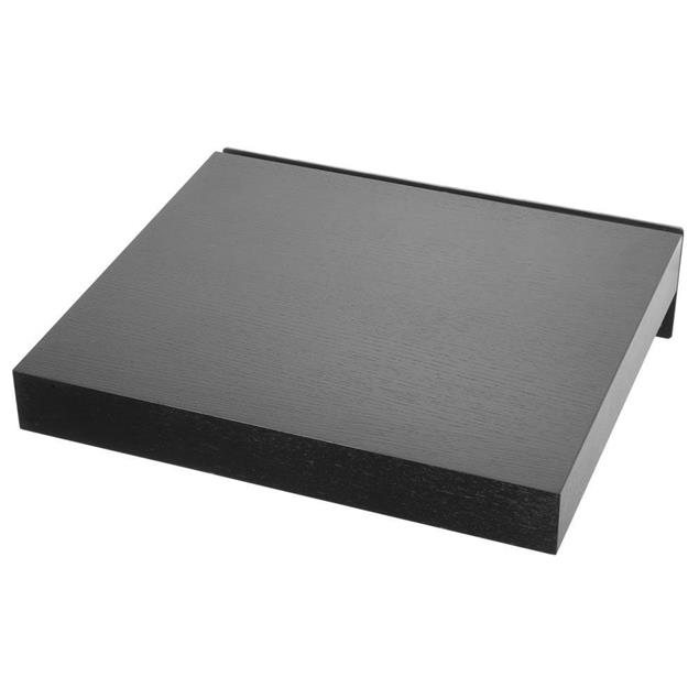 Pro-Ject Wallmount it 5 - wall mount (with wooden surface / storage space in black ash)