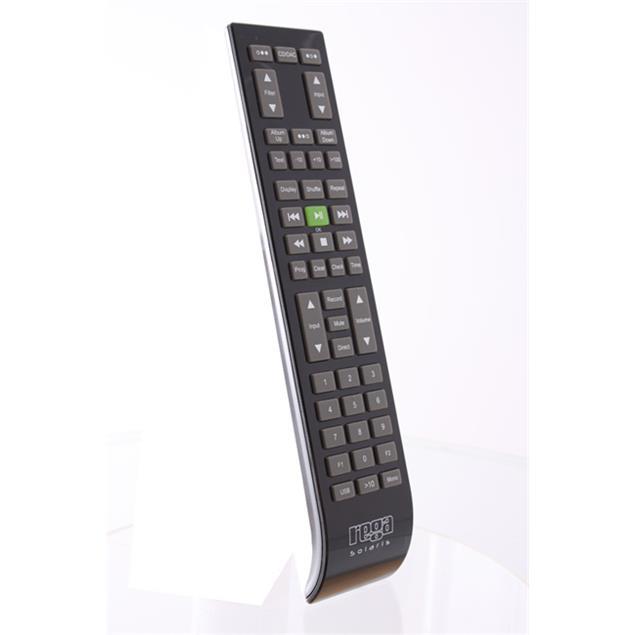 Rega SOLARIS - system remote control (black)