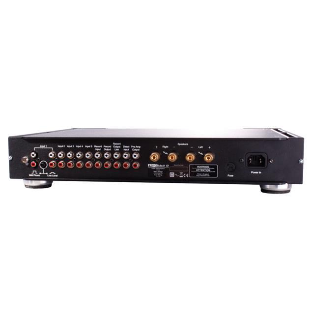 Rega ELICIT-R - integrated amplifier (black)