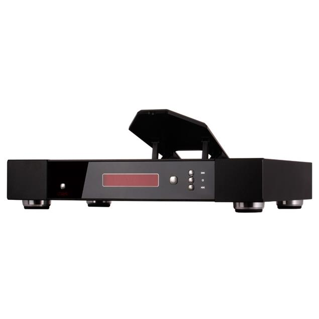 Rega SATURN-R - CD/DAC player (black) - product with packaging damage