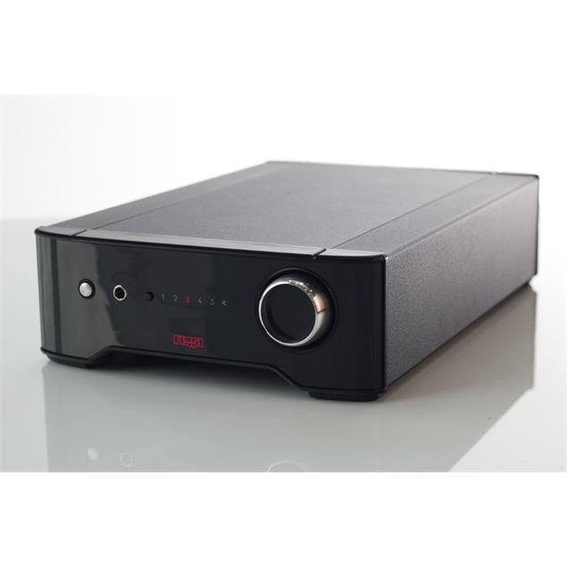 Rega BRIO AMP - integrated power amplifier (2017 version / black)