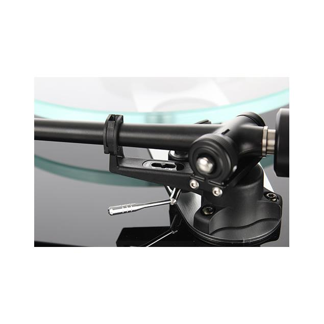 Rega Planar 3 - record player with Rega RB330 tonearm and Rega EXACT MM cartridge (high-gloss black / 2016 version)