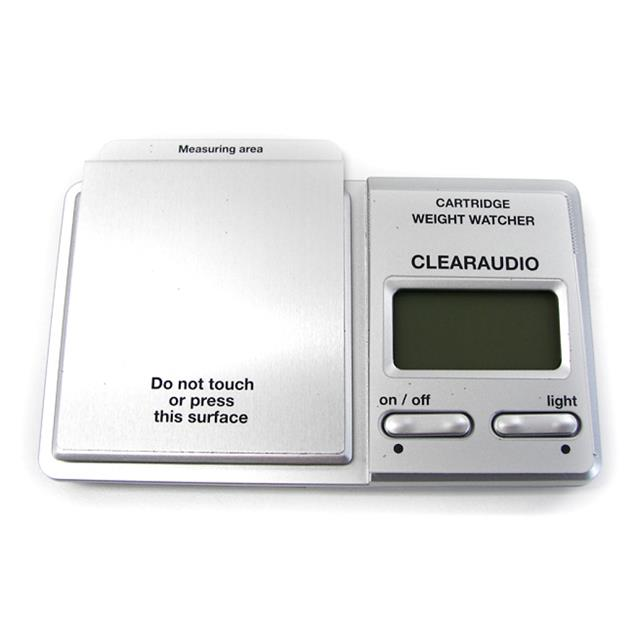 Clearaudio Weight Watcher - stylus gauge