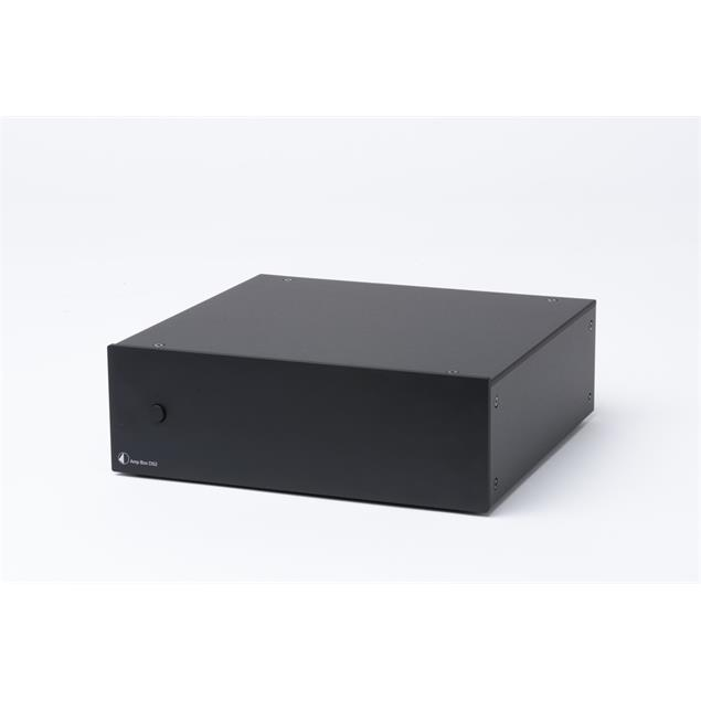 Pro-Ject Amp Box DS2 - stereo power amplifier (140 Watts / black)