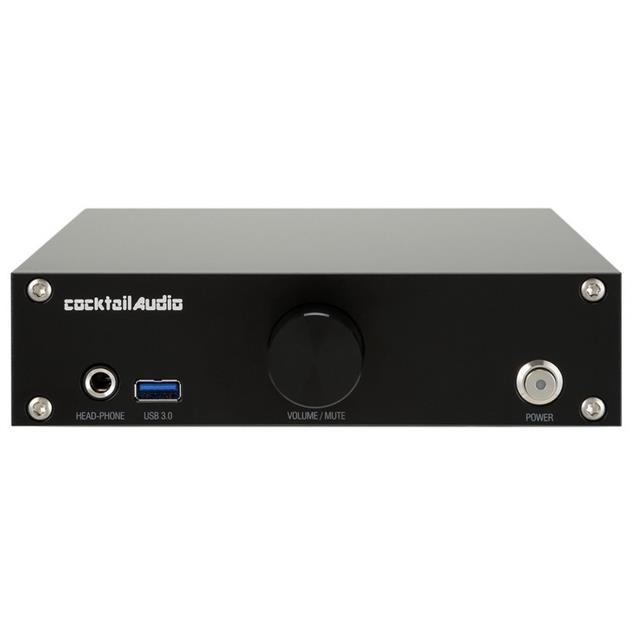Cocktail Audio N15 - network player (USB / DAC / black)