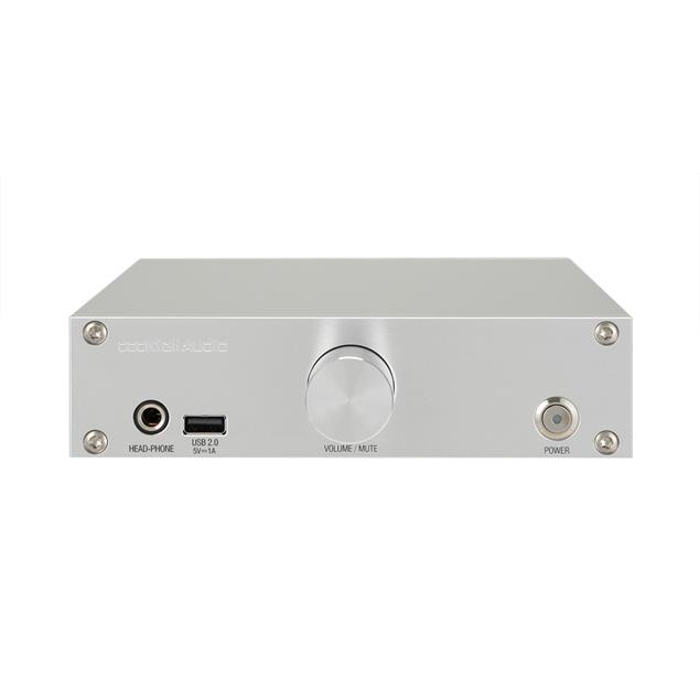 Cocktail Audio N15D - network player (USB / DAC / silver)