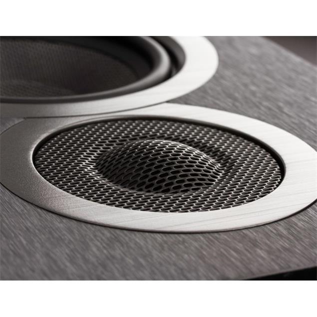 Elac Debut 2.0 F6.2 by Andrew Jones - 3-way floorstanding loudspeaker (140 Watts / black / 1 piece)