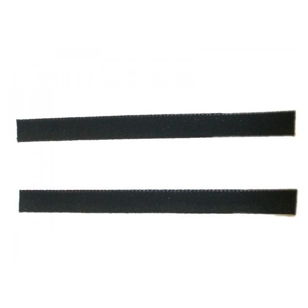 Nessie Vinylmaster - replacement velcro strips for Vinylmaster record washing machine (1 pair)