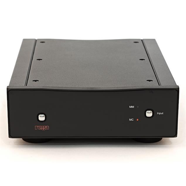 Rega ARIA-R - MM/MC phono pre-amplifier (MM / MC / 10 Watts power consumption / black)
