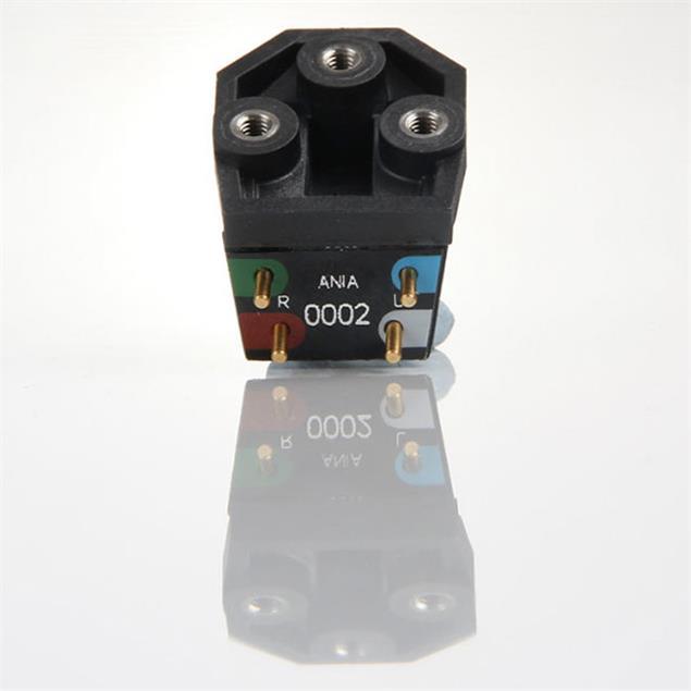Rega ANIA - MC cartridge system (black)