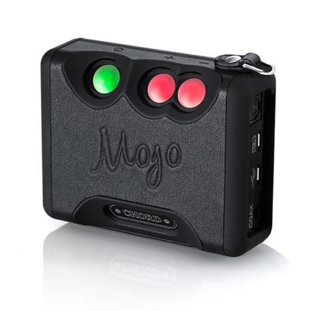 Chord Electronics Mojo case (external leather case for the Mojo mobile DAC and headphone amplifier / in black)