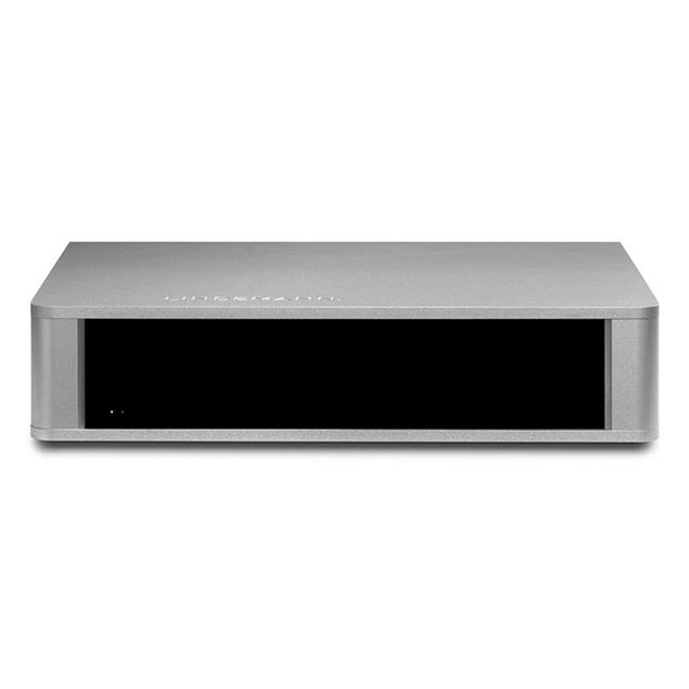 Lindemann Audio musicbook:55 - class-D stereo power amplifier (power amplifier of reference series / patented UCD technology / silver aluminum) - exhibitor in top condition