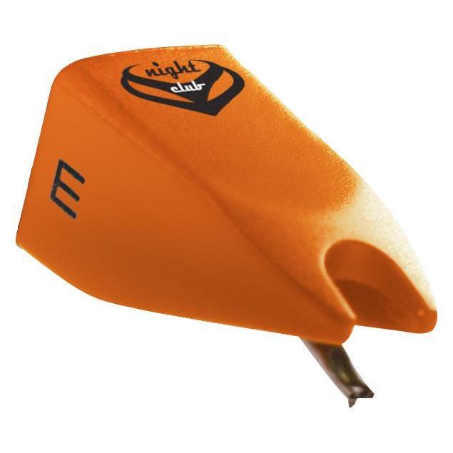 Ortofon Concorde - replacement stylus for Nightclub MKII (orange / special elliptical stylus type)