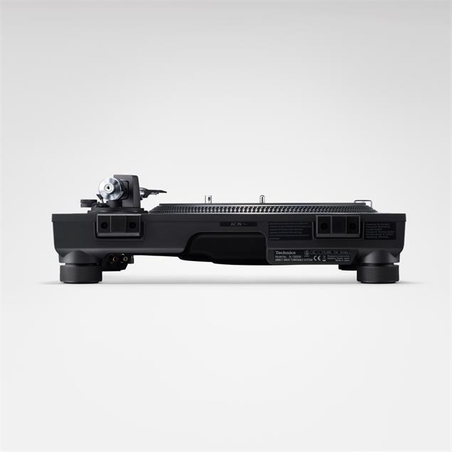 Technics + Ortofon PACKAGE OFFER: TECHNICS - Grand Class SL-1210GR - record player (black) + ORTOFON - 2M Black PnP - MM cartridge