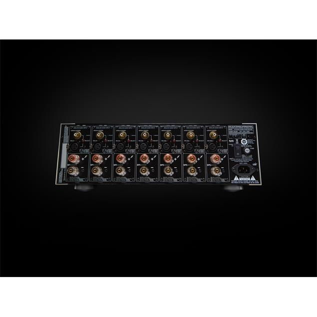 NAD M27 - Hybrid Digital 7-channel power amplifier (part of the NAD Masters series / perfect for surround experience / incl. switching power supply with NAD PowerDrive)