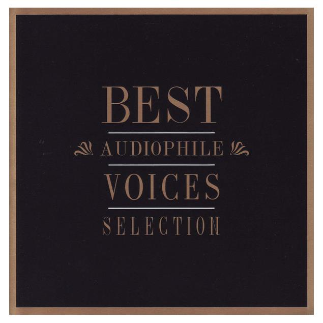 Best Audiophile Voices Selection (1 x XRCD2 Audio CD / JVC Mastering Center / new & sealed / XRCD PR 27978)