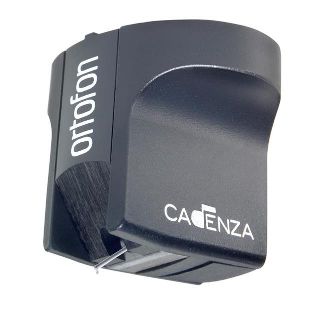 Ortofon MC Cadenza Black - MC cartridge for turntables (black / Low-Output Moving-Coil / for moderate tonearm)