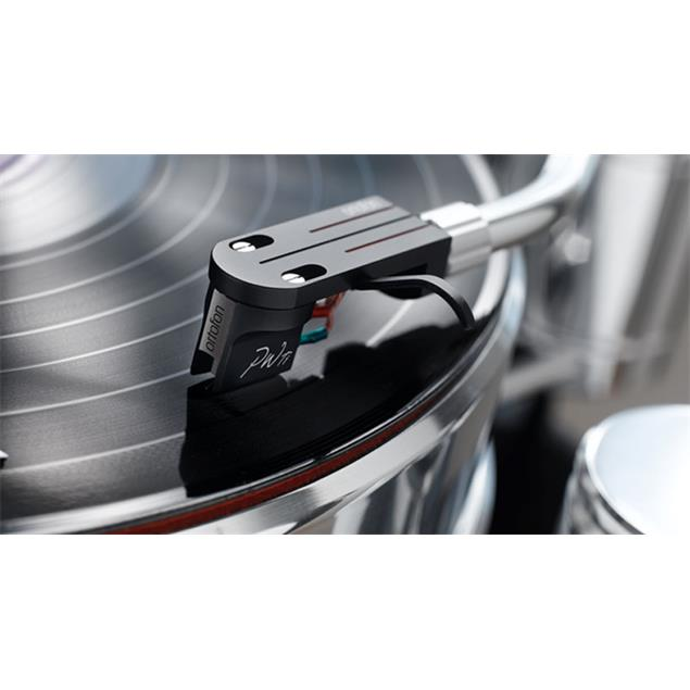 Ortofon MC Windfeld Ti Heritage - MC cartridge for turntables (black / Low-Output Moving-Coil / for moderate tonearm types)