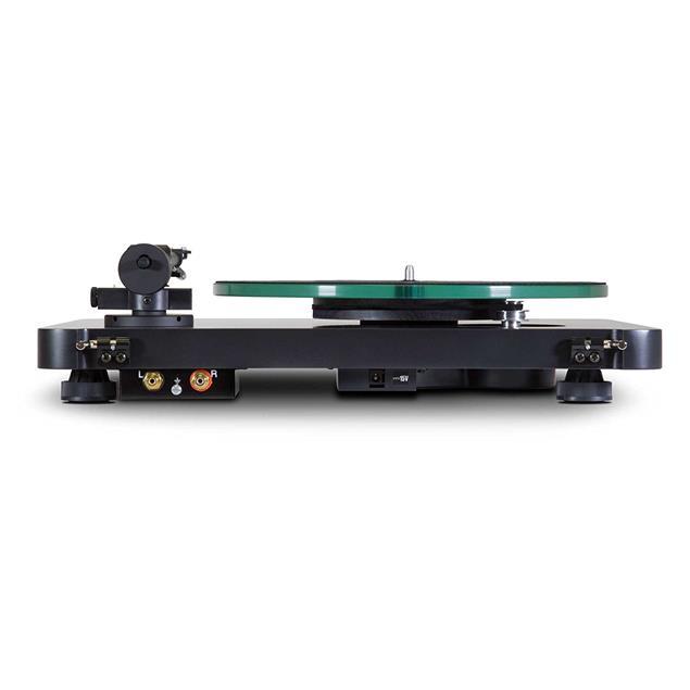 NAD C 558 - record player (inkl. Ortofon OM10 cartridge / graphite)